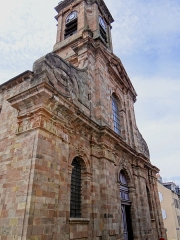 Eglise Saint-Amans - Rodez - Église Saint-Amans