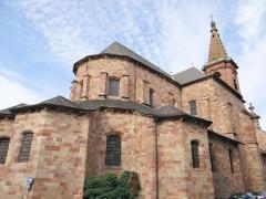 Eglise Saint-Amans - Rodez - Église Saint-Amans - Chevet
