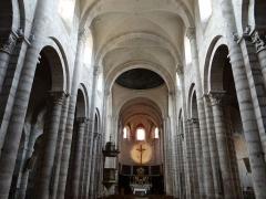 Eglise Saint-Amans - Rodez - Église Saint-Amans - Nef