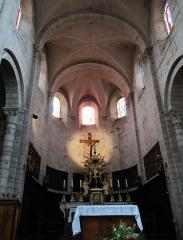 Eglise Saint-Amans - Rodez - Église Saint-Amans - Choeur