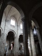 Eglise Saint-Amans - Rodez - Église Saint-Amans - Elévation de la nef