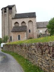 Eglise de Souyris - Français:   église fortifiée de Souyri