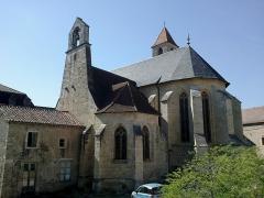 Ancienne chartreuse Saint-Sauveur -  Aveyron Villefranche De Rouergue Ancienne Chartreuse Saint-Sauveur Chapelle Cote Est 29052012