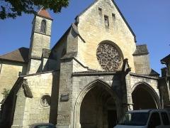 Ancienne chartreuse Saint-Sauveur -  Aveyron Villefranche De Rouergue Ancienne Chartreuse Saint-Sauveur Chapelle Le Porche 29052012