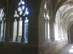 Ancienne chartreuse Saint-Sauveur -  Aveyron Villefranche De Rouergue Ancienne Chartreuse Saint-Sauveur Le Grand Cloitre 29052012