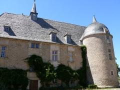 Château de Graves - Français:   Villefranche-de-Rouergue - Château de Graves