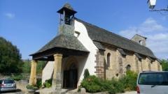 Ancienne église Saint-Pierre de Boisse ou ancienne église des Pénitents -  Capilla de los Penitentes, antiguo hospicio para los peregrinos reconvertido hoy en sala de exposiciones.