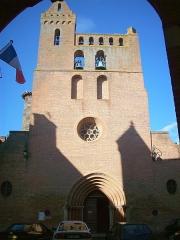 Eglise Saint-Paul - English: Auterive St Paul's church (31)