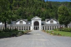 Thermes Chambert - Deutsch: Kurhaus in Bagnères-de-Luchon im Département Haute-Garonne der Region Midi-Pyrénées (Frankreich)