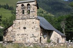 Eglise de Benque-Dessus - Français:   Benque-Dessus - Eglise Saint-Blaise