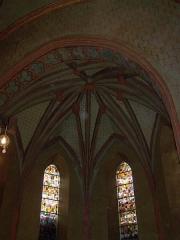 Eglise Sainte-Marie - Français:   Église Sainte-Marie de Boulogne-sur-Gesse