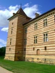 Château de Laréole - English: Castle of Lareole (Haute-Garonne, France)