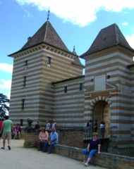 Château de Laréole - English: Castle of Laréole (Haute-Garonne, France)