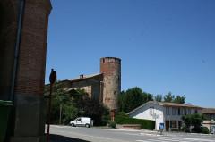 Château - Français:   Launac