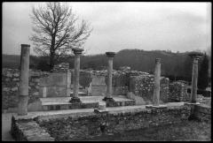 Ruines de la villa gallo-romaine -