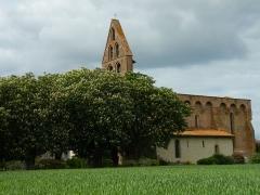 Eglise Saint-Martin - English: Church of Poucharramet