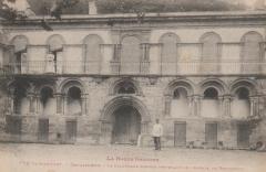 Ancienne abbaye de Bonnefont (également sur commune de Sepx) - English: Bonnefont Abbey, Chapter House at St-Martory