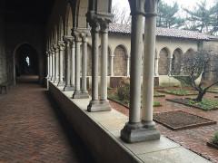 Ancienne abbaye de Bonnefont (également sur commune de Sepx) - English: Bonnefont cloisters
