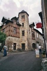 Tourelle du 15e siècle -  Maison Bridaut, St-Bertrand-de-Comminges