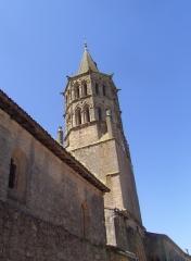Eglise Saint-Félix - English: Church of Saint-Félix-Lauragais, France