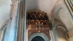 Eglise collégiale Saint-Pierre et Saint-Gaudens - Orgue.