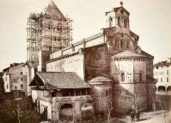 Eglise collégiale Saint-Pierre et Saint-Gaudens - French architectural photographer