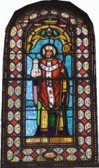 Eglise -  Vitraux de Saint Bernard Eglise de Saint Pé D'ardet