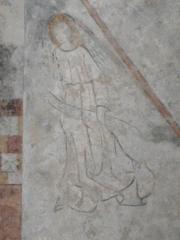 Eglise -  Ange (cycle de la Gloire de l'église Saint Pierre de Saint Pé D'ardet)