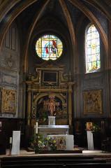 Chapelle Notre-Dame-de-Nazareth - Français:   Chapelle Notre-Dame-de-Nazareth, Toulouse, Midi-Pyrénées, France