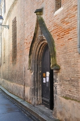 Chapelle Notre-Dame-de-Nazareth - Français:   Chapelle Notre-Dame-de-Nazareth; Toulouse, Midi-Pyrénées, France