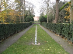 Château de Reynerie - English: Garden of the castle of Reynerie in Toulouse