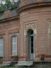 Château de Reynerie - English: Rotonda in Reynerie (Toulouse)