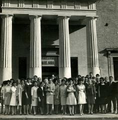 Ancienne école de Médecine - English: inauguration du Théâtre Sorano