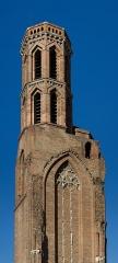 Ruines de l'église des Cordeliers - Français:   Clocher de l\'église des cordeliers à Toulouse