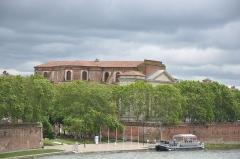 Eglise Notre-Dame-de-la-Daurade - Français:   Basilique de la Daurade, Toulouse, Midi-Pyrénées, France