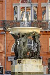 Fontaine de la Trinité -
