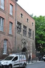 Hôtel Bernuy -  Collège Pierre de Fermat; Toulouse, Midi-Pyrénées, France