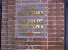 Hôtel Boysson - Occitan: Fach per ieu    Cedric31