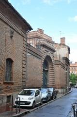 Hôtel Courtois de Viçoze dit aussi hôtel d'Espie - Français:   Hôtel d\'Espie, Toulouse, Midi-Pyrénées, France