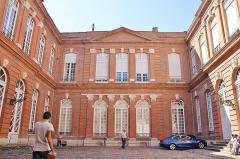 Hôtel Courtois de Viçoze dit aussi hôtel d'Espie - Français:   Hôtel d\'Espie - Toulouse