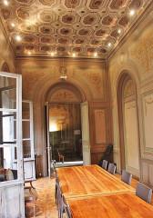Ancien hôtel Jean du Barry - Français:   Salon - Hôtel Dubarry / Toulouse