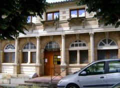 Maison en terre cuite de Virebent - English: Clay House, Toulouse (France). Architect: Jacques-Pascal Virebent