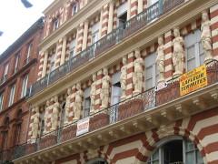 Maison en terre cuite de Virebent -  Toulouse