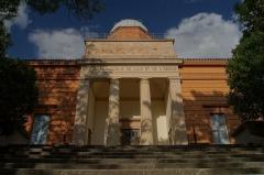 Ancien observatoire -  Aux jardins de l'observatoire.
