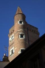 Tour de Serta - English: Serta's Tower in Toulouse (Haute-Garonne, France).