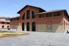 Anciens abattoirs -  Musée d'art moderne