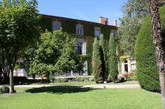 Ancien palais archiépiscopal - Français:   Préfecture de Haute-Garonne, Toulouse, France