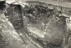 Rempart gallo-romain -