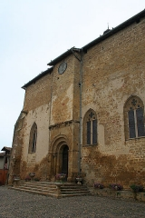 Eglise -  Aignan (Gers, France). The Church.