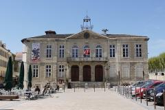 Hôtel de ville - English: The town hall in Auch.